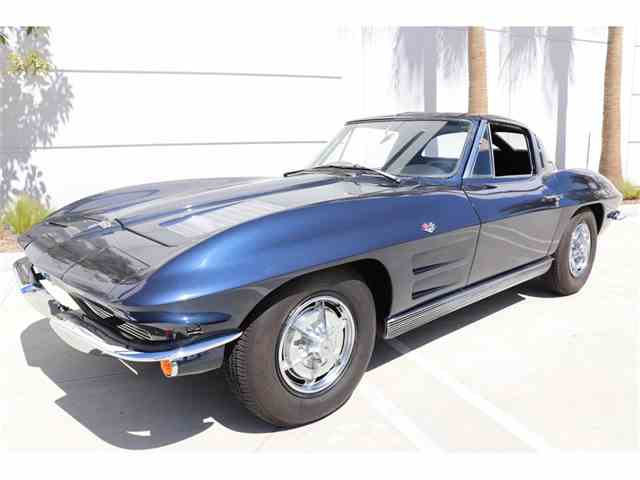 Picture of Classic '63 Chevrolet Corvette Offered by  - N57K