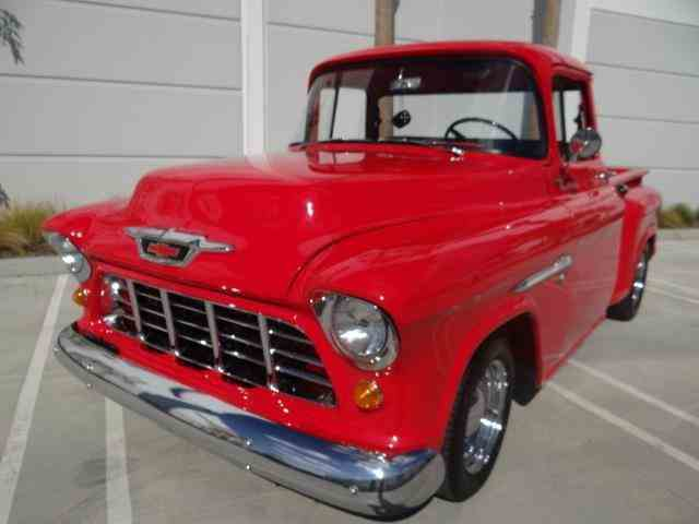 Picture of '55 Pickup - N57P