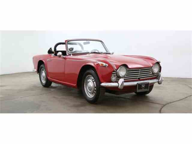 Picture of '67 TR4 - N57T
