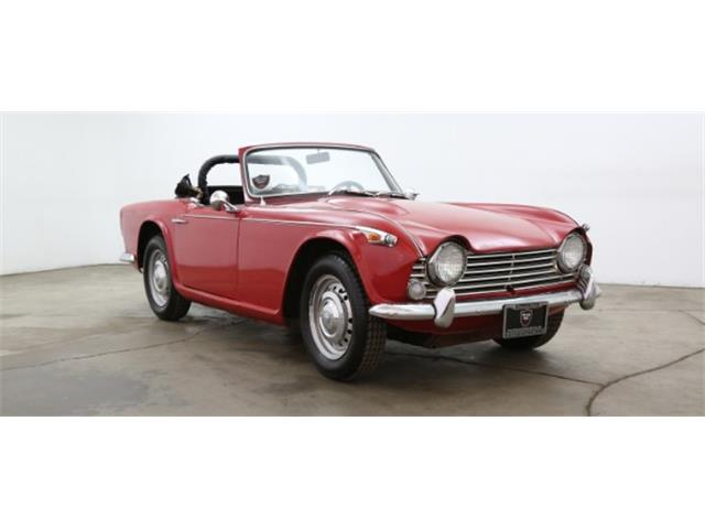 Picture of 1967 TR4 located in California - $12,750.00 - N57T