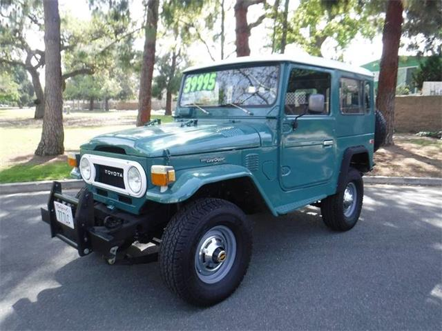 Picture of '77 Toyota FJ Cruiser Offered by  - N585