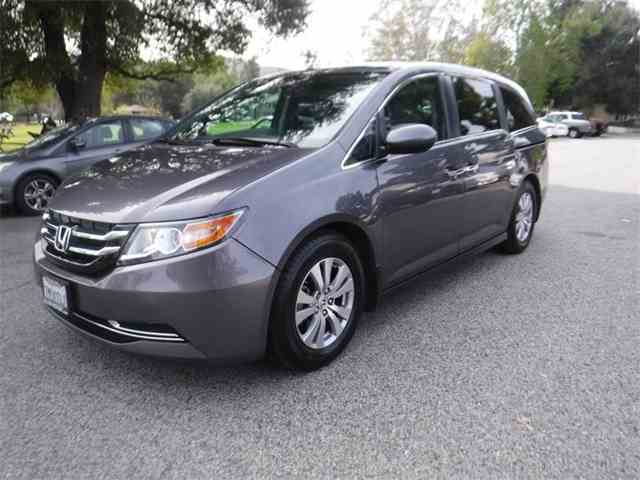 Picture of 2015 Honda Odyssey Offered by  - N588