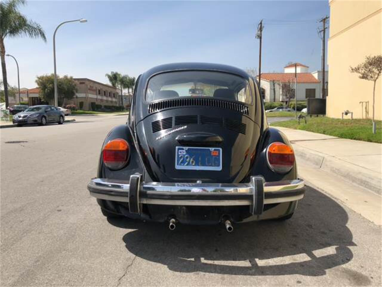 Large Picture of '74 Beetle - N58Q