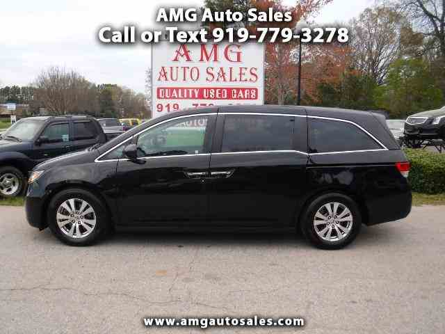 Picture of '14 Odyssey - N58Z