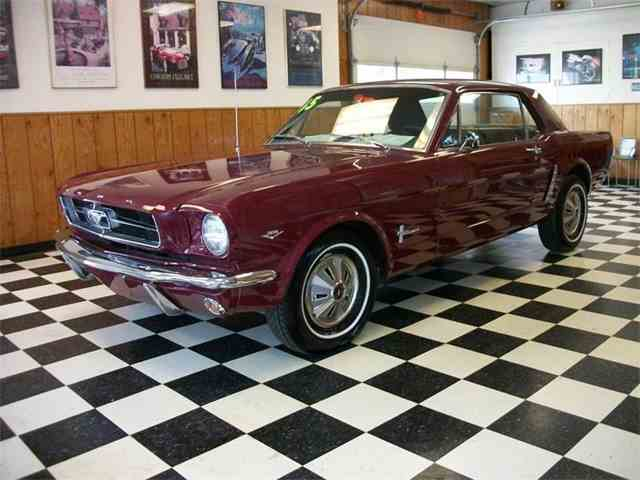 Picture of '65 Mustang - N59F