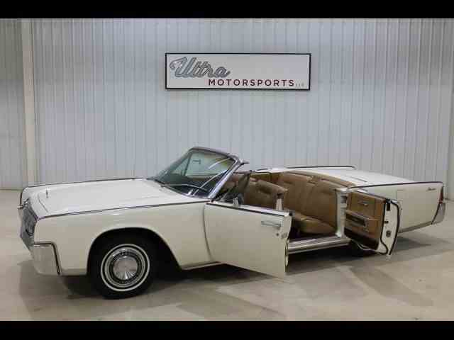 Picture of '64 Continental - N59K