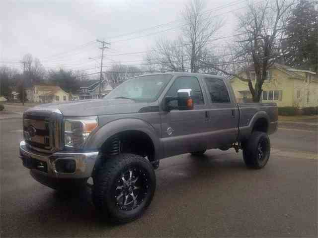 Picture of '11 F250 - N59L