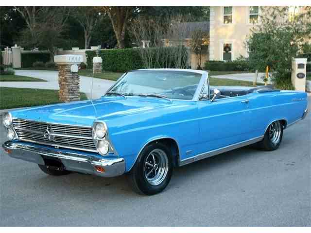 Picture of '66 Fairlane 500 - MYDS