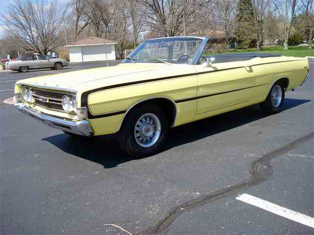 Picture of Classic 1968 Ford Torino located in naperville Illinois - N59U