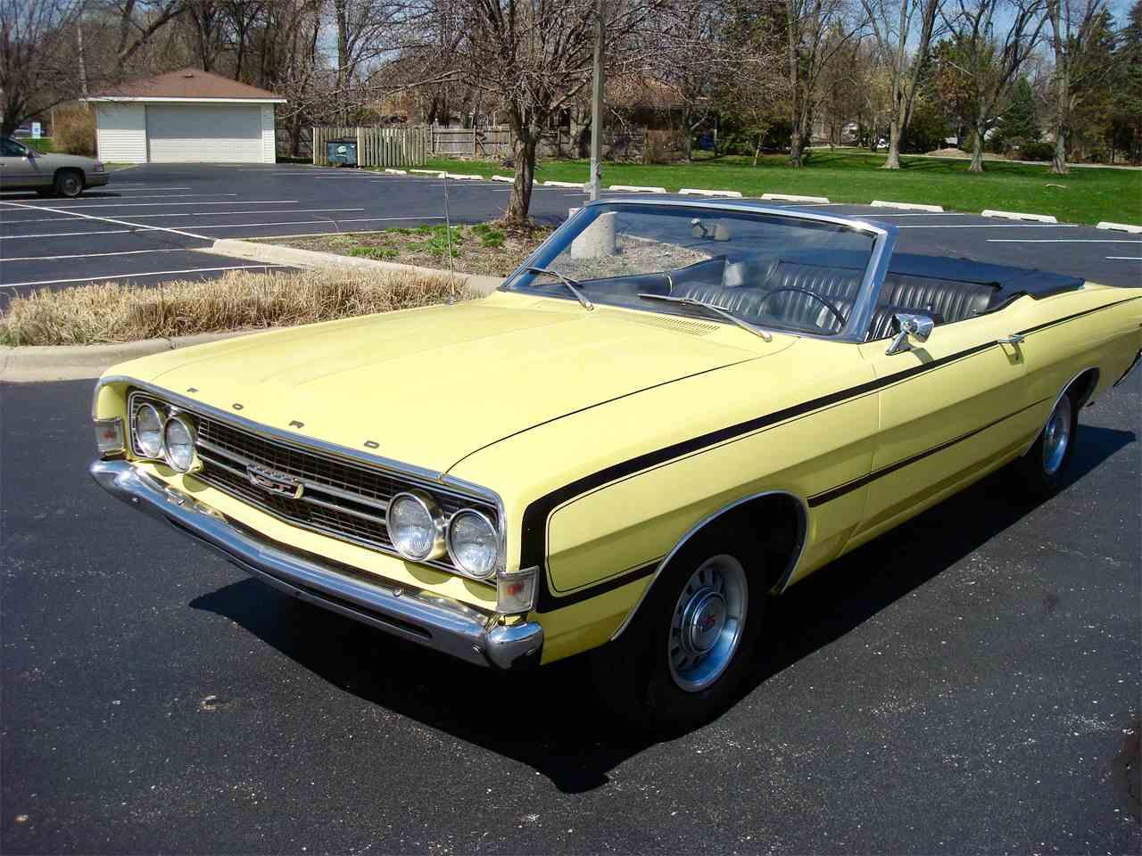 1968 ford torino for sale cc 1079922. Black Bedroom Furniture Sets. Home Design Ideas