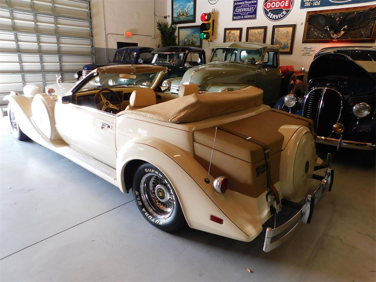 Large Picture of '82 Zimmer Golden Spirit - $27,900.00 Offered by Pirate Motorcars of Treasure Coast LLC - N5AF