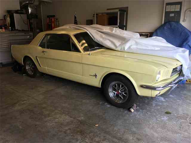 Picture of Classic 1965 Mustang located in Oregon - $28,500.00 - N5AG