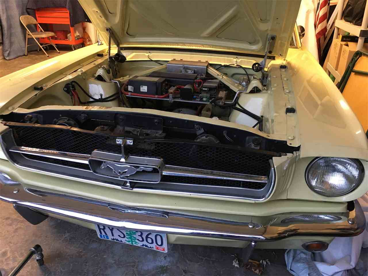 Large Picture of '65 Mustang - N5AG