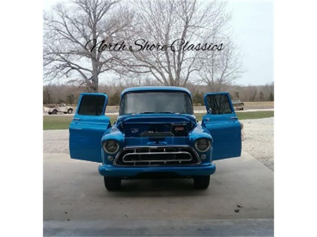 Large Picture of Classic 1957 Pickup - N5AN