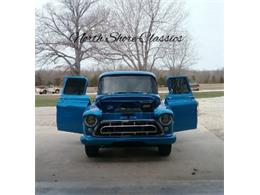Picture of Classic 1957 Chevrolet Pickup - $39,900.00 Offered by North Shore Classics - N5AN