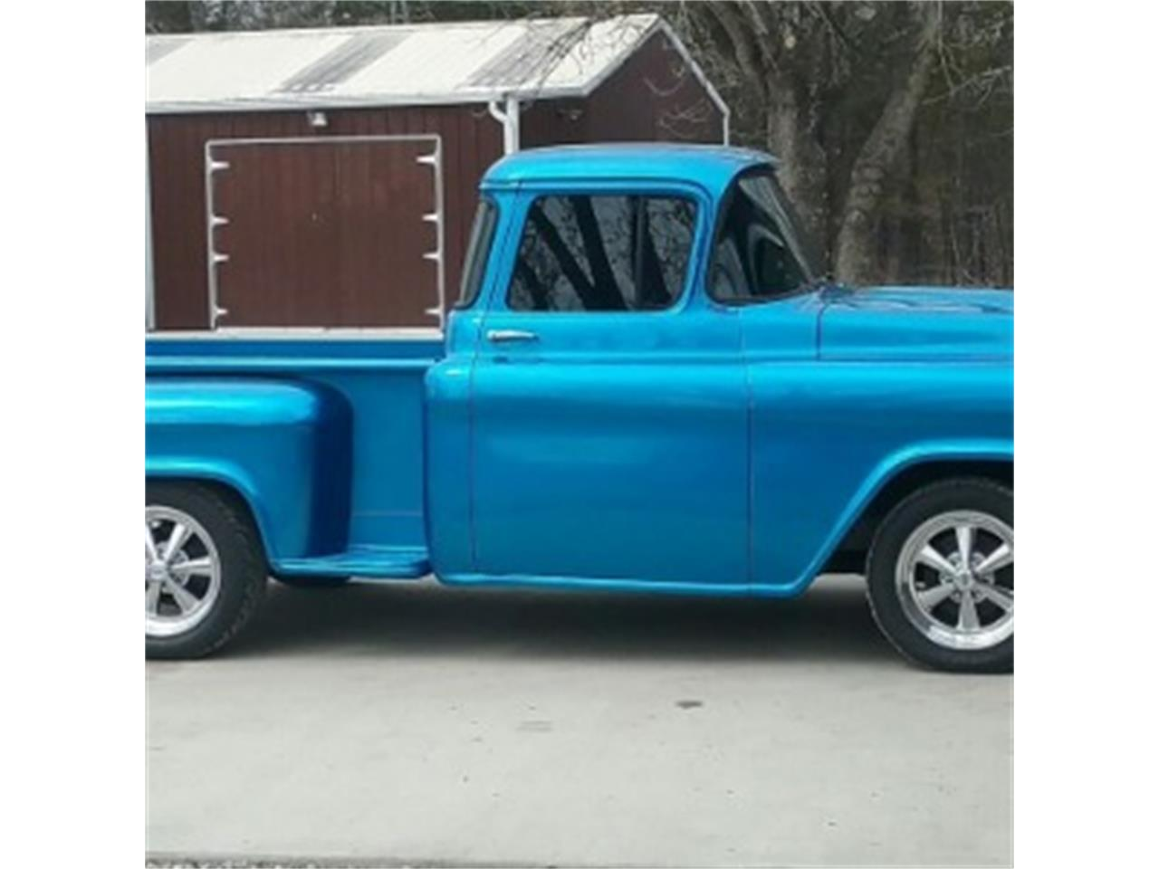 Large Picture of Classic 1957 Chevrolet Pickup located in Mundelein Illinois Offered by North Shore Classics - N5AN