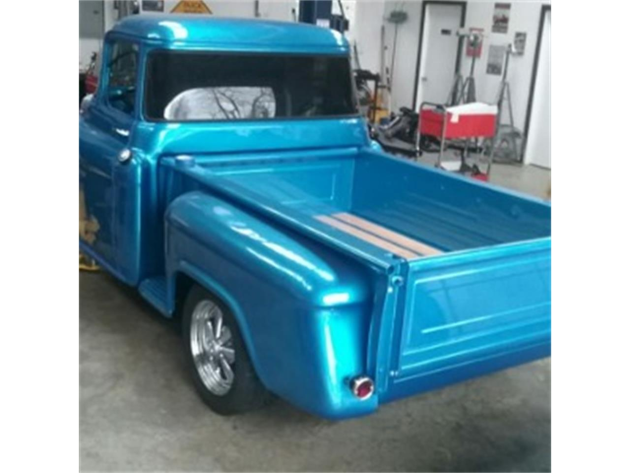 Large Picture of 1957 Chevrolet Pickup located in Illinois - $39,900.00 Offered by North Shore Classics - N5AN