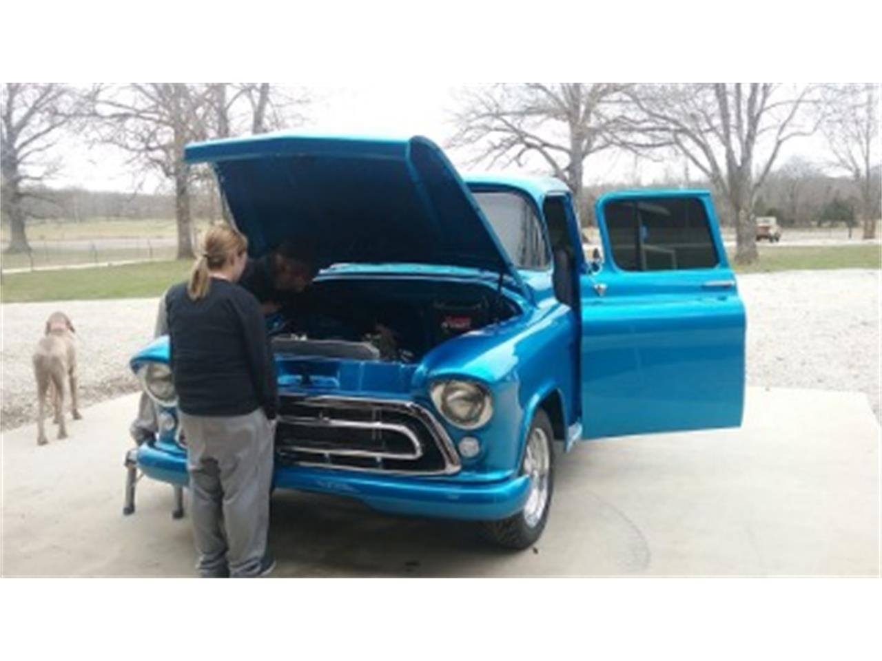Large Picture of '57 Pickup located in Illinois - $39,900.00 Offered by North Shore Classics - N5AN