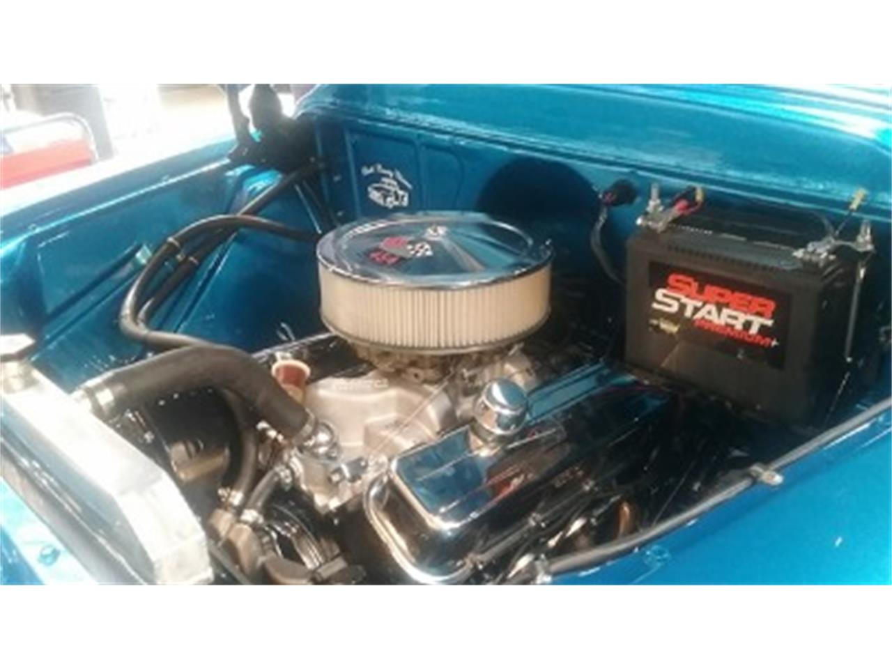 Large Picture of '57 Chevrolet Pickup - N5AN