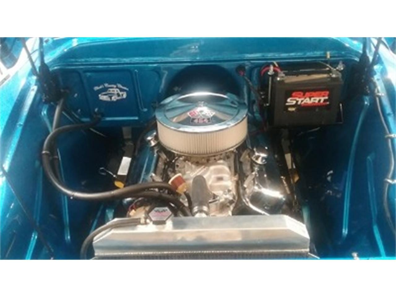Large Picture of Classic '57 Chevrolet Pickup located in Mundelein Illinois - $39,900.00 Offered by North Shore Classics - N5AN