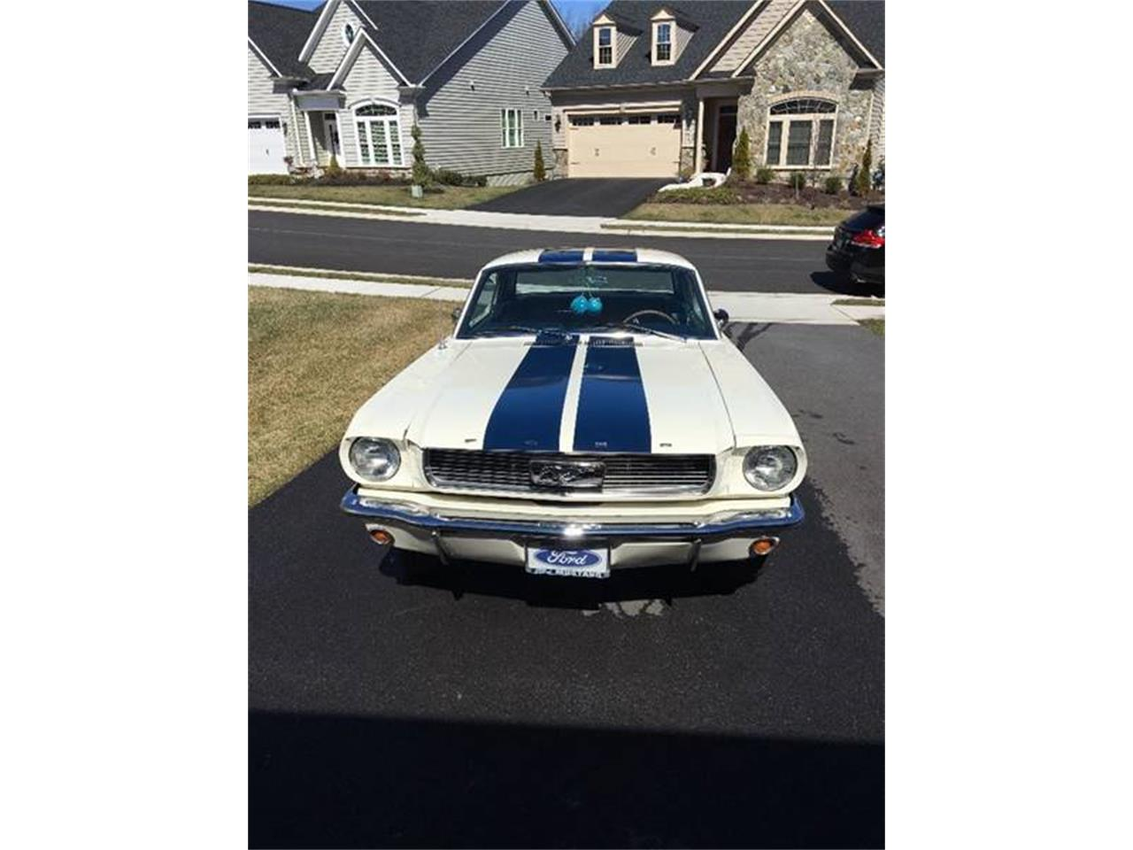Large Picture of '66 Mustang located in Clarksburg Maryland - $20,499.00 Offered by Eric's Muscle Cars - N5BO