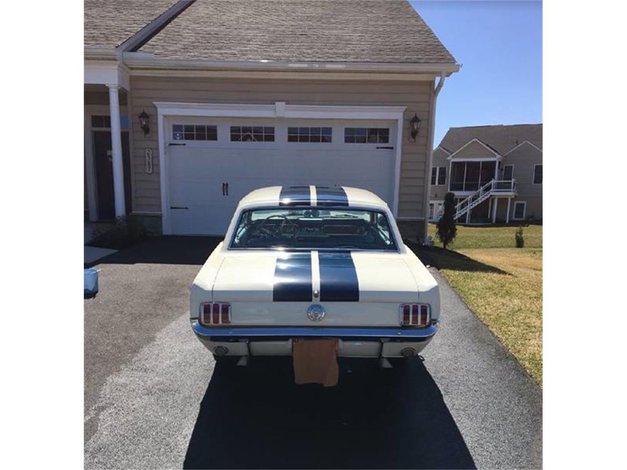 Large Picture of 1966 Mustang Offered by Eric's Muscle Cars - N5BO