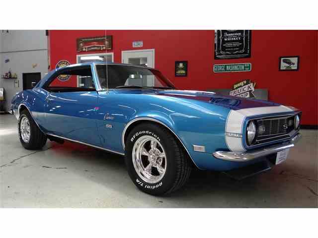 1968 Chevrolet Camaro For Sale Classiccars Com Cc 940399