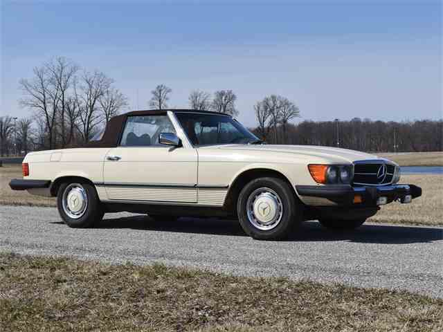 Picture of '77 450SL - N64F