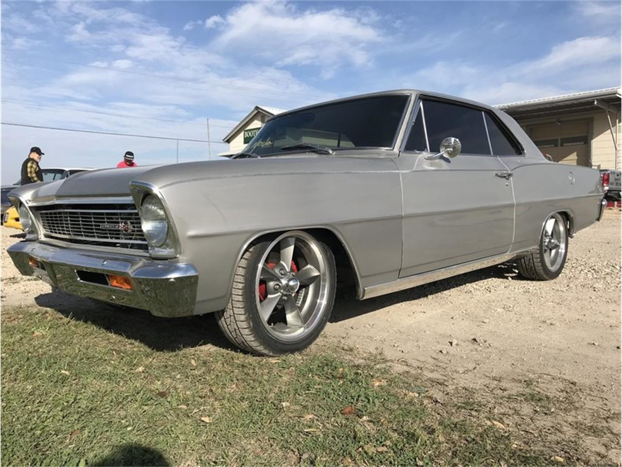 1966 Chevrolet Chevy Ii Nova For Sale Cc 1081052 Large Picture Of 66 N658