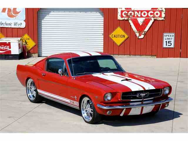 Picture of '65 Mustang - N5EZ