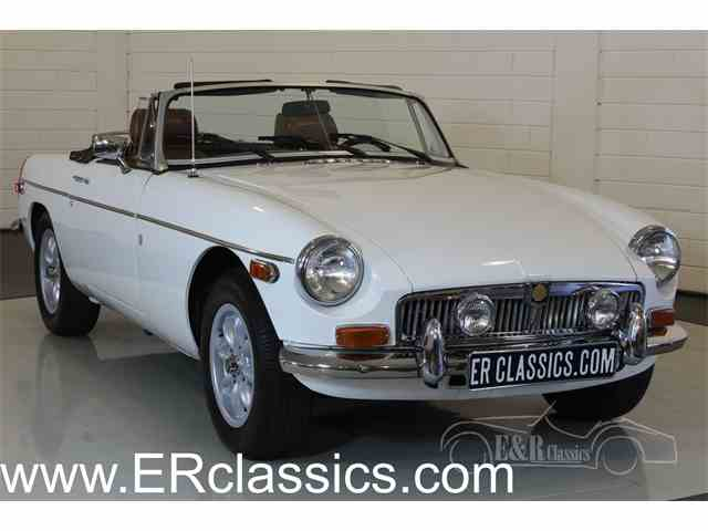 Picture of '74 MGB - N65V