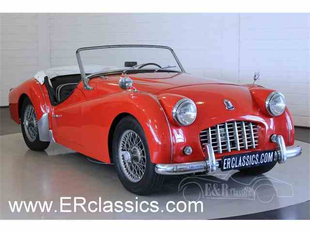 Picture of '57 TR3 - N65W