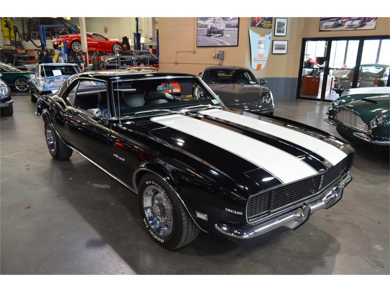 For Sale 1968 Chevrolet Camaro Rs Z28 In Huntington Station New York