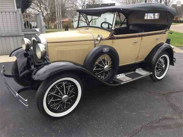 Picture of '30 Model A - N668