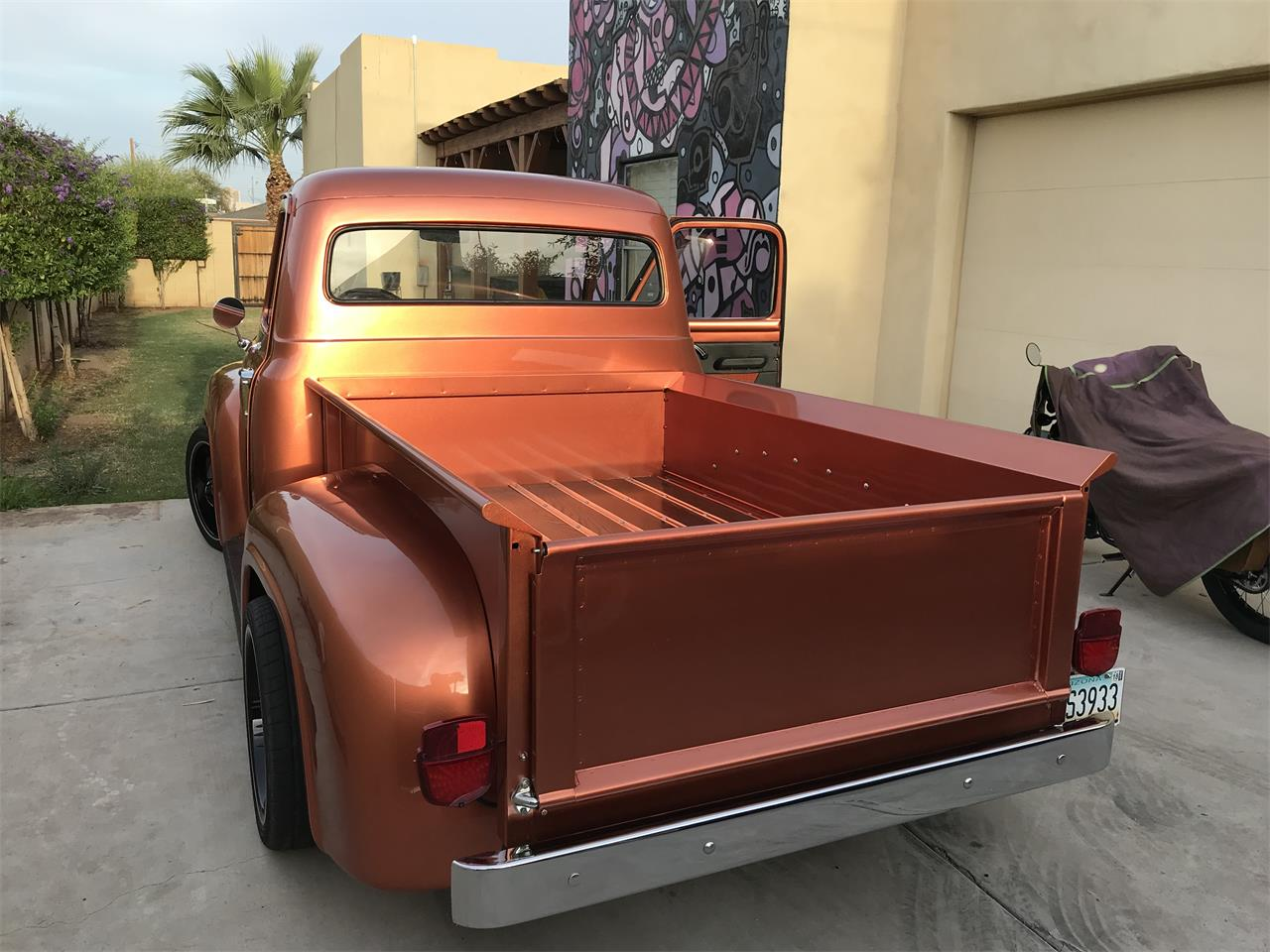 Large Picture of '55 F100 - N66B