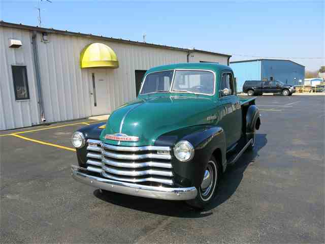 Picture of 1948 Chevrolet 3600 located in Wisconsin - N66F