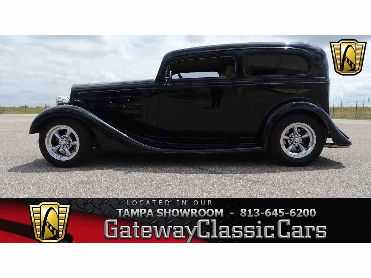1934 Chevrolet Sedan for Sale | ClassicCars.com | CC-1080110