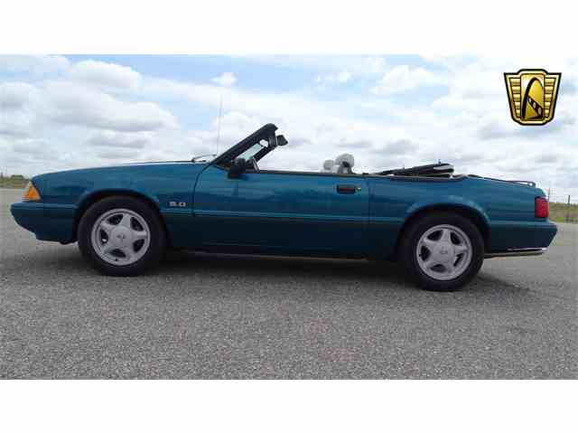 Picture of '93 Ford Mustang - $11,995.00 Offered by Gateway Classic Cars - Tampa - N5F4