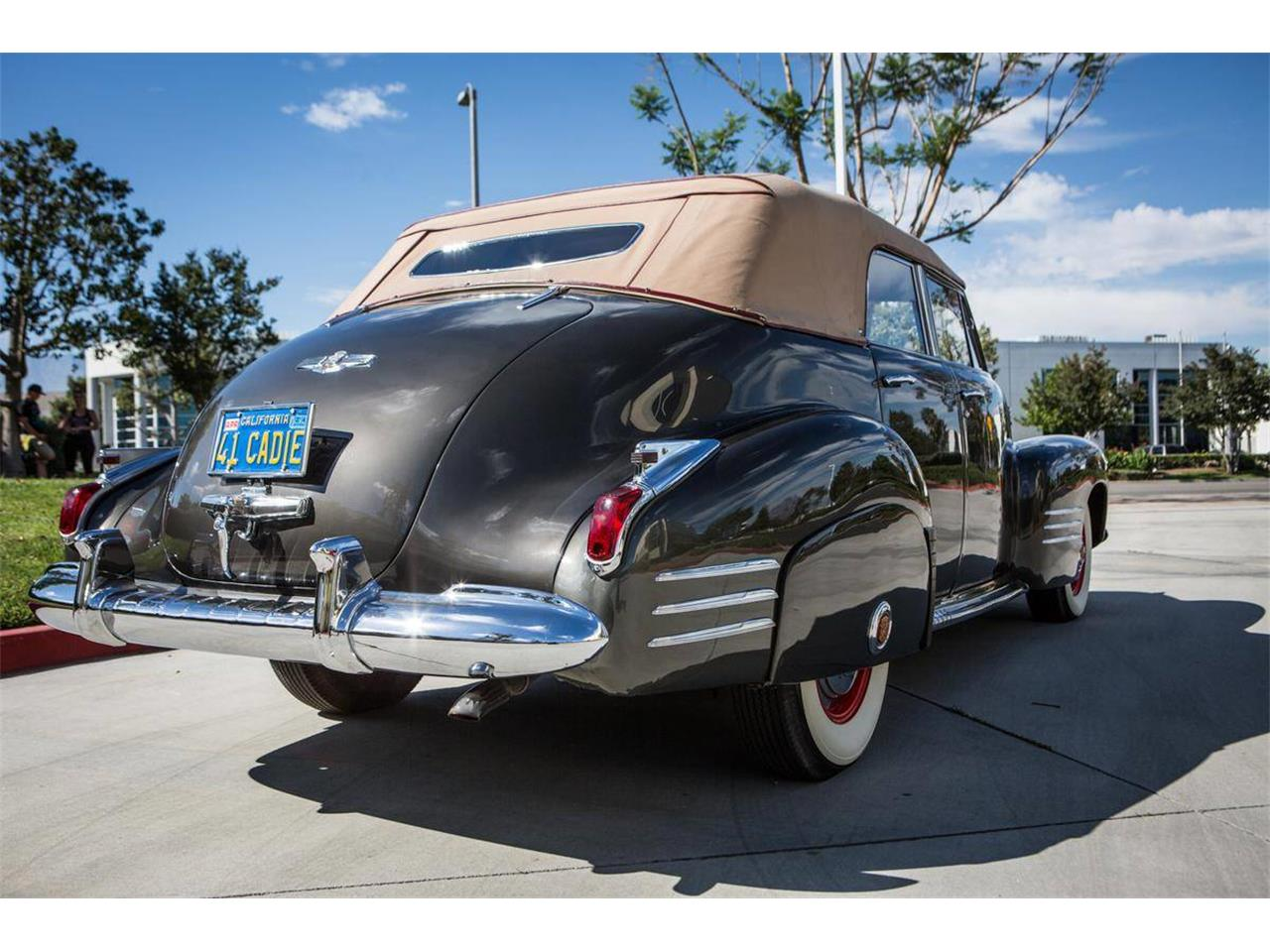 Large Picture of Classic '41 Cadillac Series 62 located in rancho cucamonga California - $88,000.00 Offered by a Private Seller - N67J