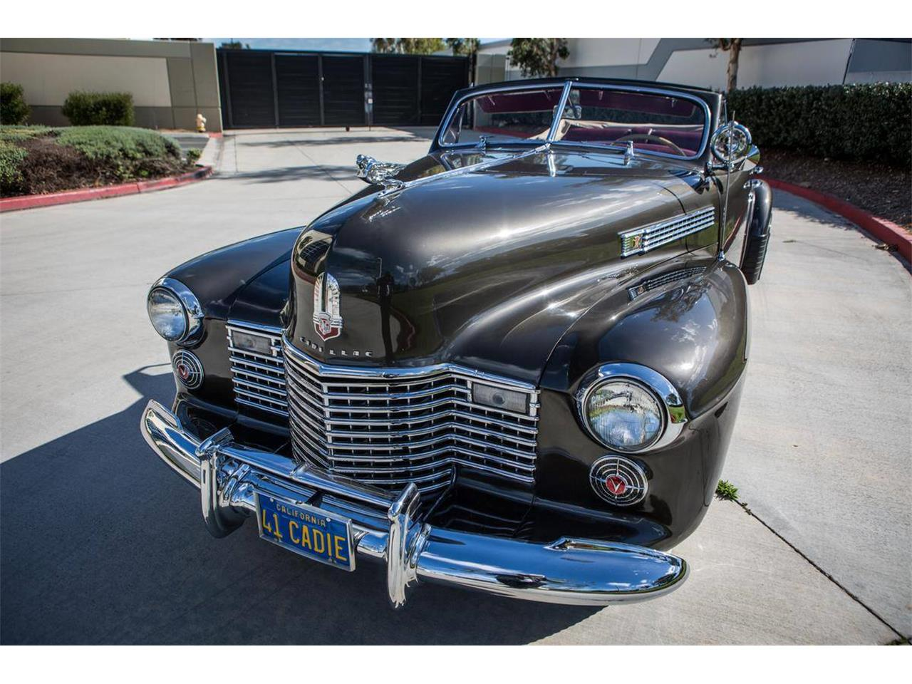 Large Picture of '41 Series 62 located in California - N67J