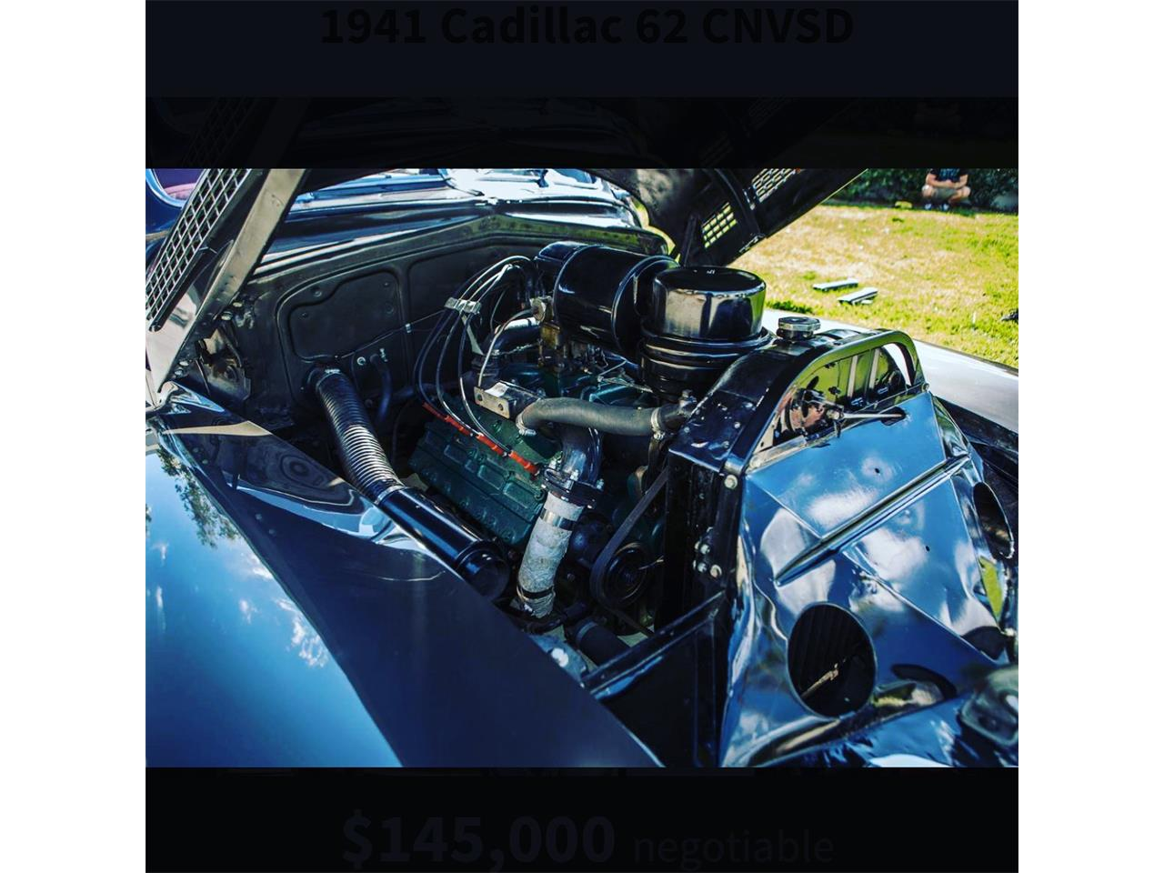 Large Picture of Classic '41 Cadillac Series 62 Offered by a Private Seller - N67J