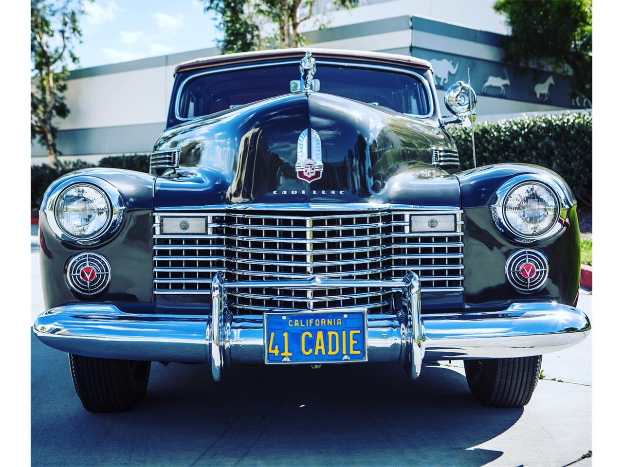Large Picture of Classic 1941 Cadillac Series 62 located in rancho cucamonga California - N67J