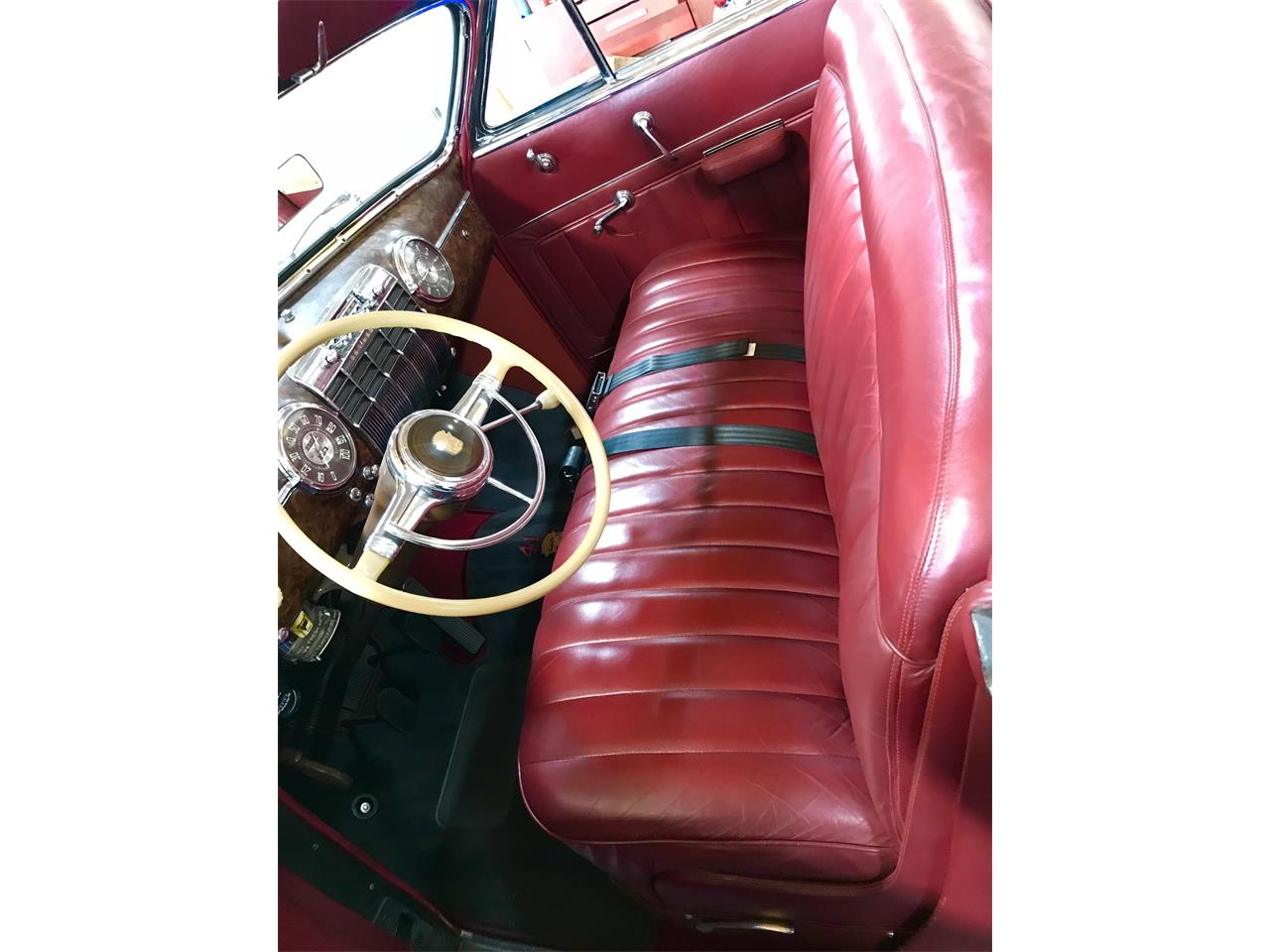 Large Picture of '41 Cadillac Series 62 located in rancho cucamonga California - $88,000.00 Offered by a Private Seller - N67J