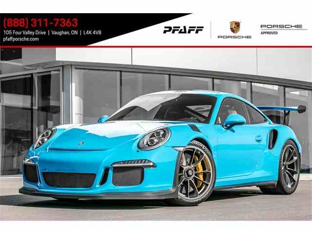 Picture of '16 911 GT3 RS - N67O