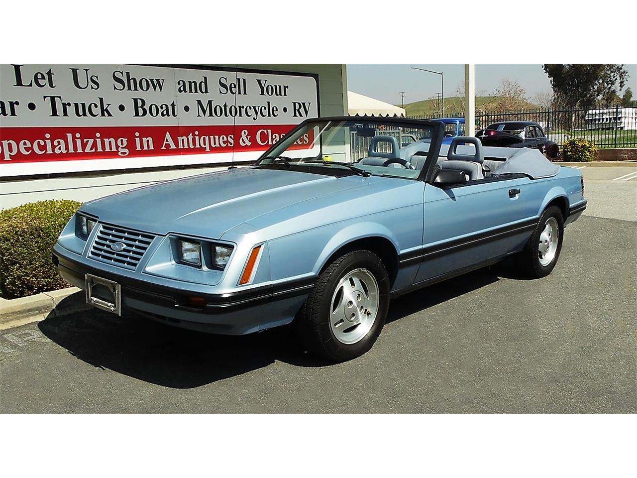 Large picture of 84 mustang n67v