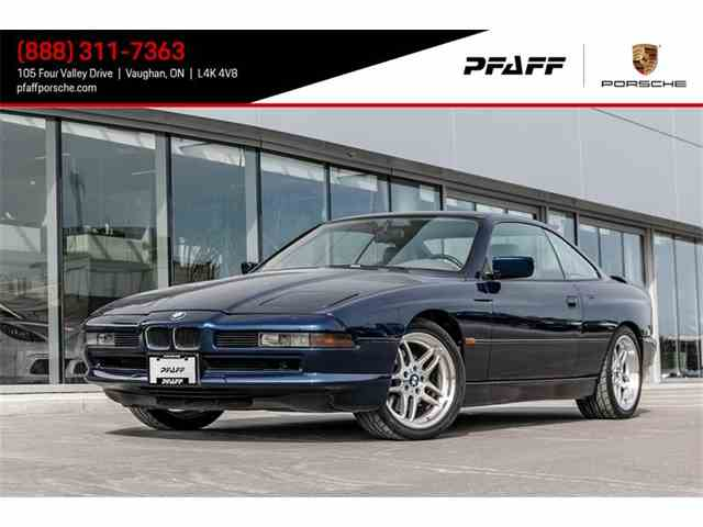 Picture of 1991 BMW 8 Series located in Vaughan Ontario - $27,500.00 - N684