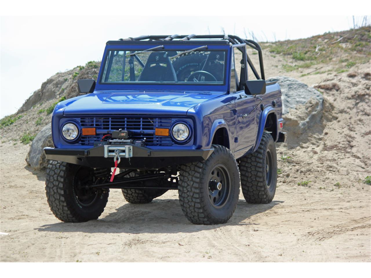Large Picture of '69 Bronco - N68R