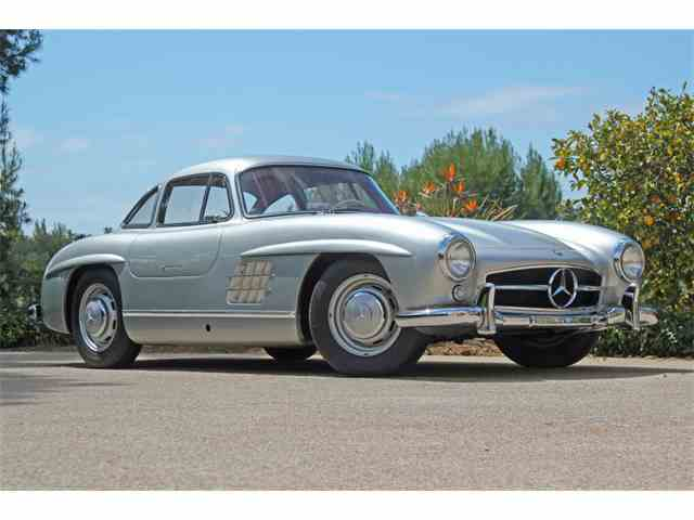 Picture of Classic 1955 Mercedes-Benz 300SL Auction Vehicle - N68Z