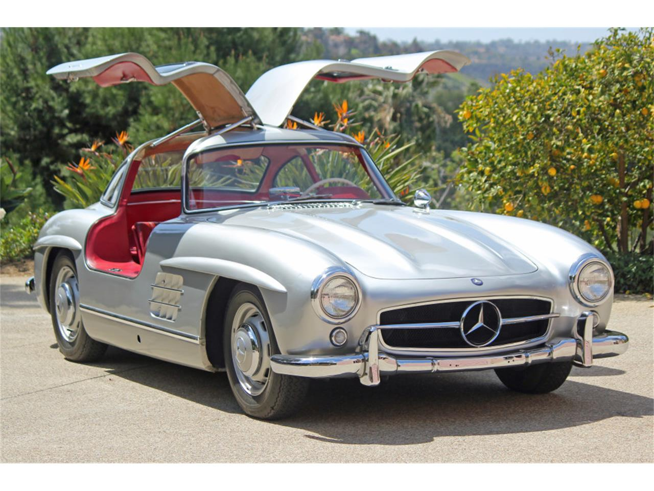 Large Picture of '55 300SL - N68Z