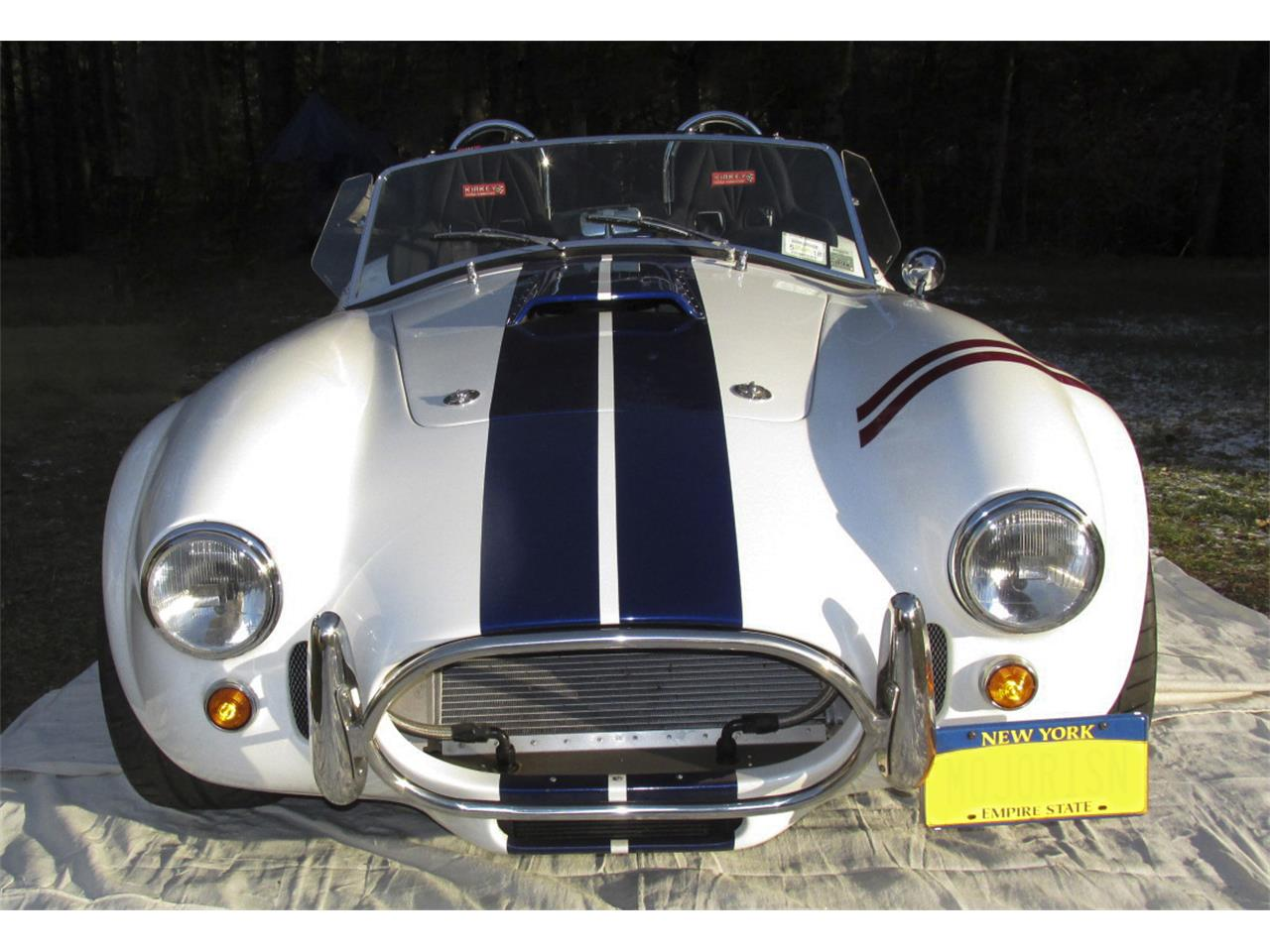 Large Picture of Classic 1965 Cobra Replica located in New York - N693